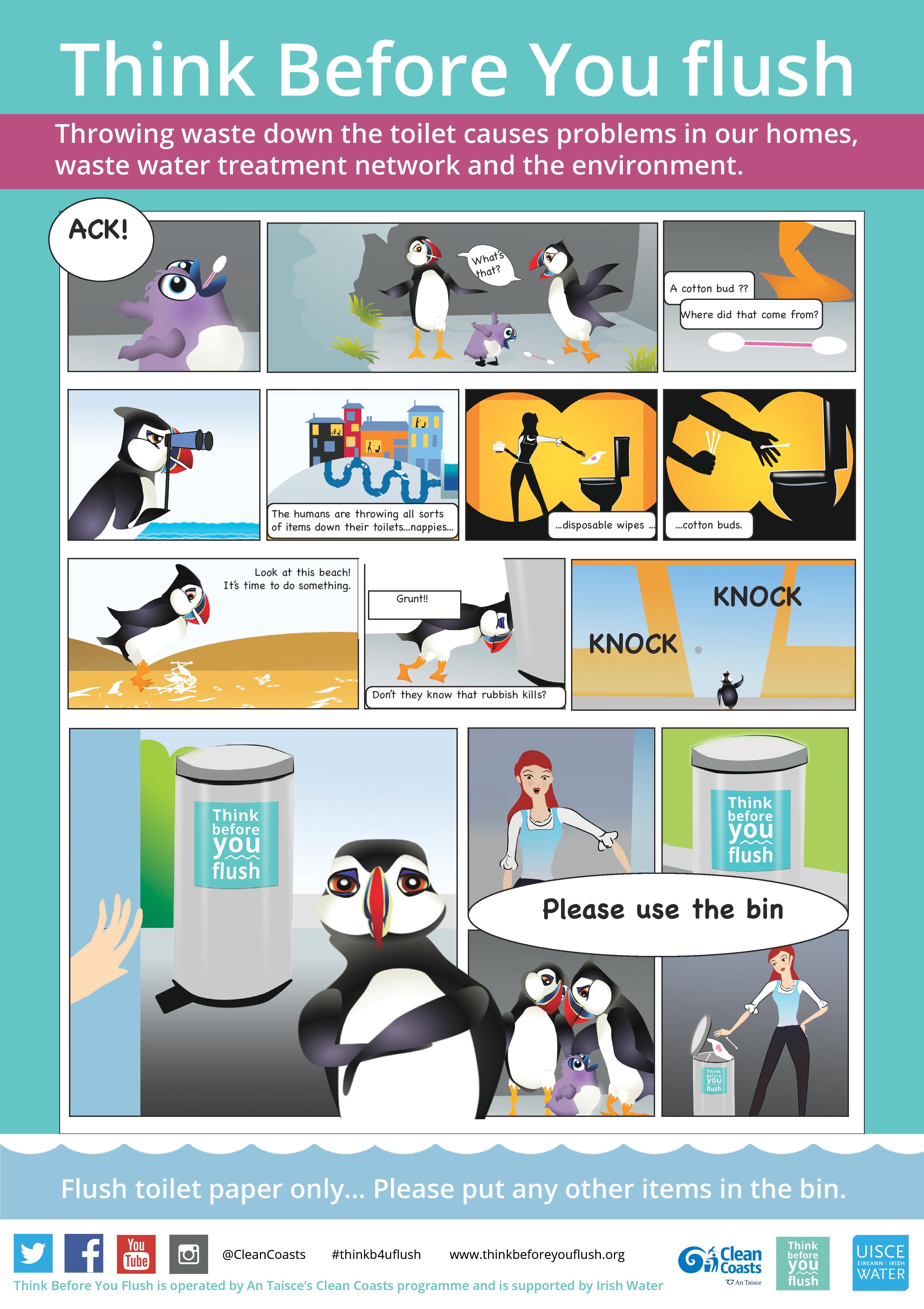 TBYF Schools Comic