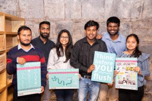 Sagar Gantyala & Deepanshu Singh Gharti & team - 2nd place