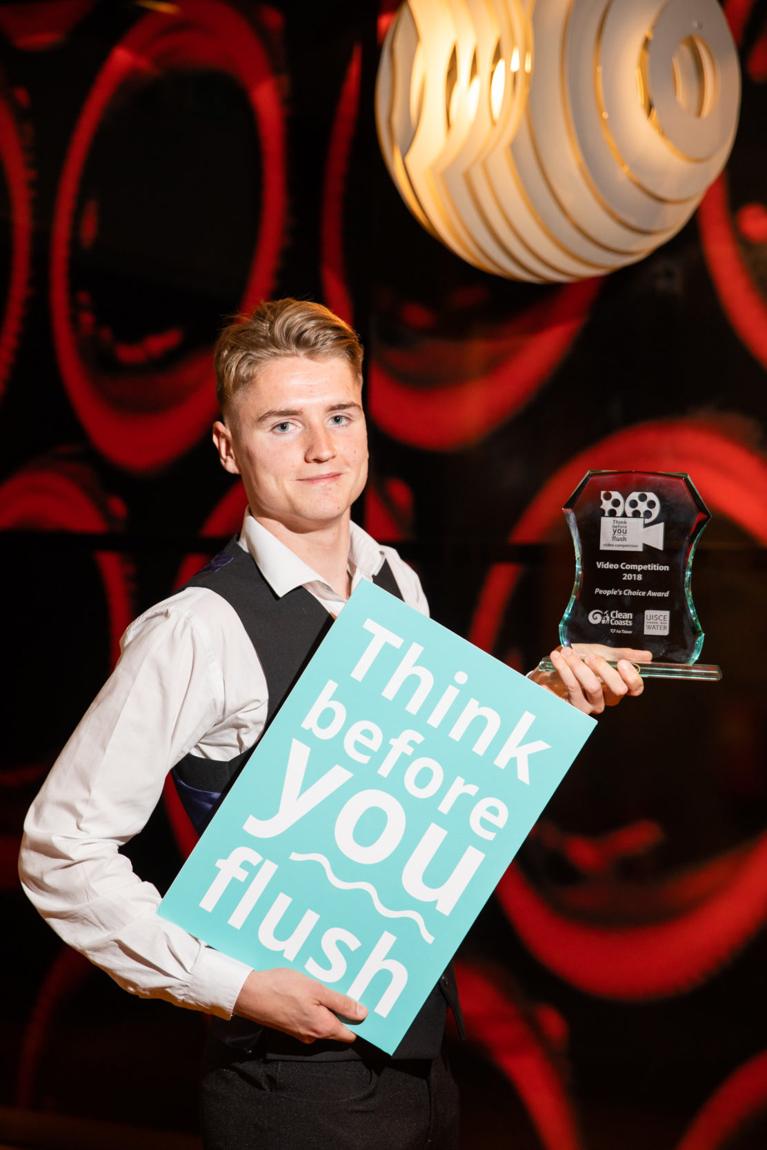 Liam Hennessy - People's Choice Award
